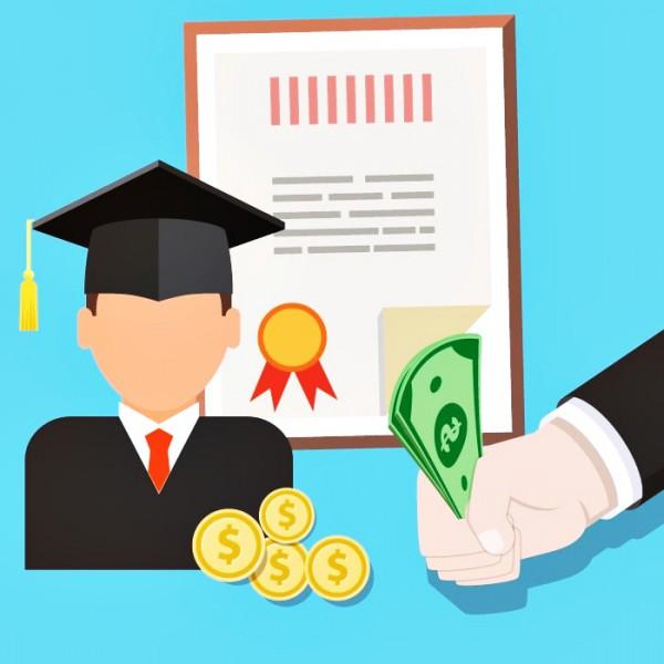 Как можно получить займ на образование студентам?