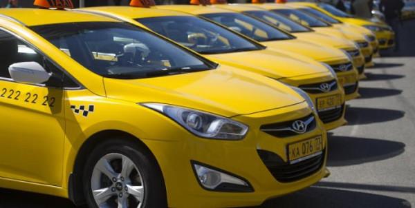 Открытие службы такси - последовательность и особенности