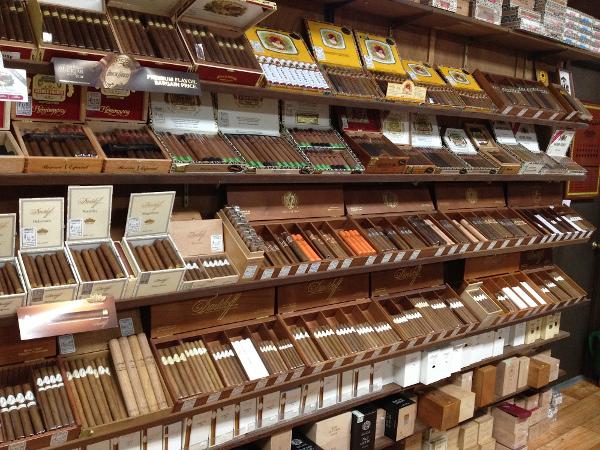 Открываем магазин табачных изделий